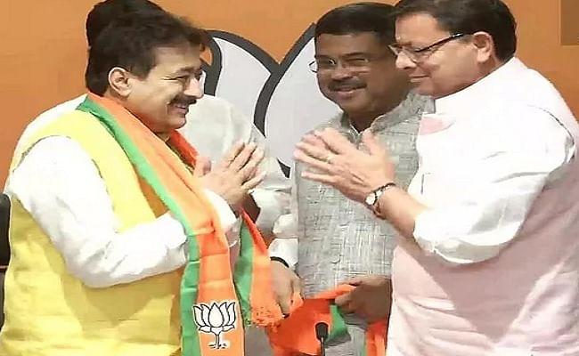 Uttarakhand: बीजेपी MLA की सदस्यता रद्द करने को लेकर कांग्रेस ने स्पीकर को लिखा पत्र, चुनाव पर रोक की मांग