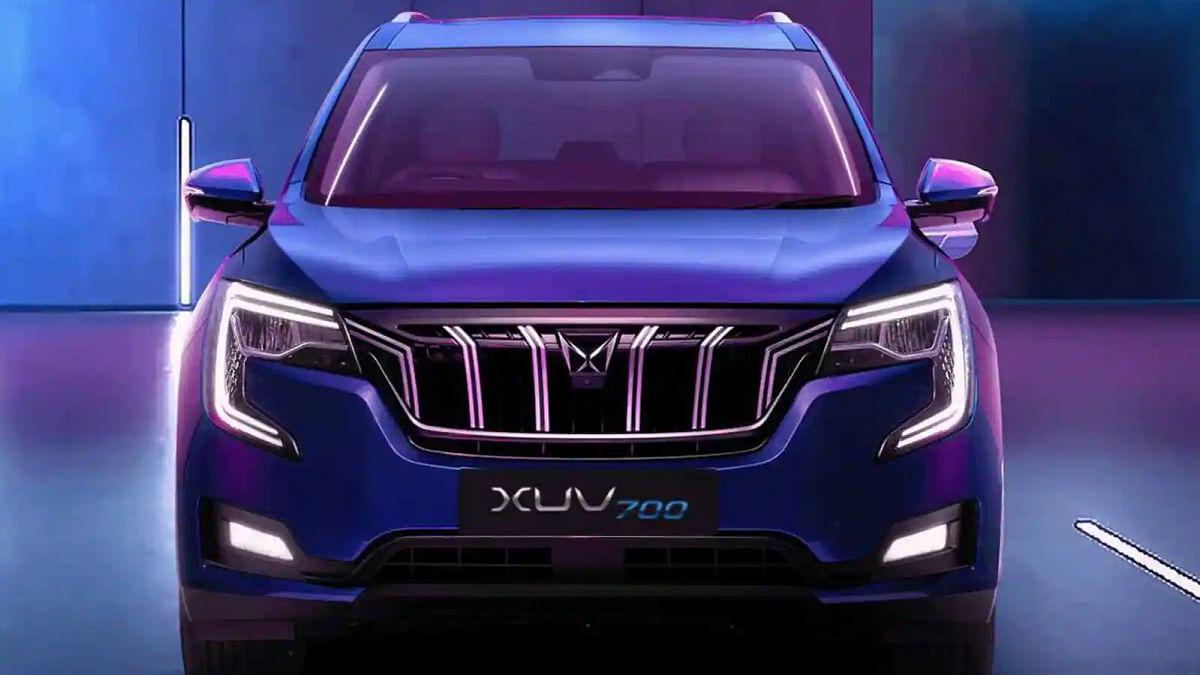 XUV700 : कितने वेरिएंट्स और कलर ऑप्शन में आयेगी Mahindra की नयी SUV, लॉन्च से पहले जानें पूरी डीटेल
