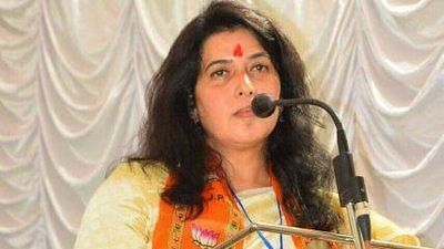 लिम्का बुक ऑफ रिकॉर्ड में दर्ज है इस महिला नेता का नाम, अब UP में BJP को चुनाव जिताने में करेंगी मदद