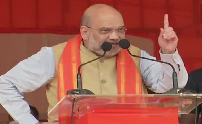 केंद्रीय गृह मंत्री अमित शाह का दावा, 2024 में तेलंगाना में बनेगी भाजपा की सरकार