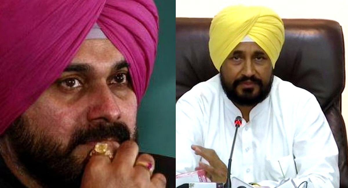 नवजोत सिंह सिद्धू की चन्नी से सुलह, थमेगा पंजाब कांग्रेस का घमासान? CM ने 4 अक्टूबर को बुलायी कैबिनेट की बैठक