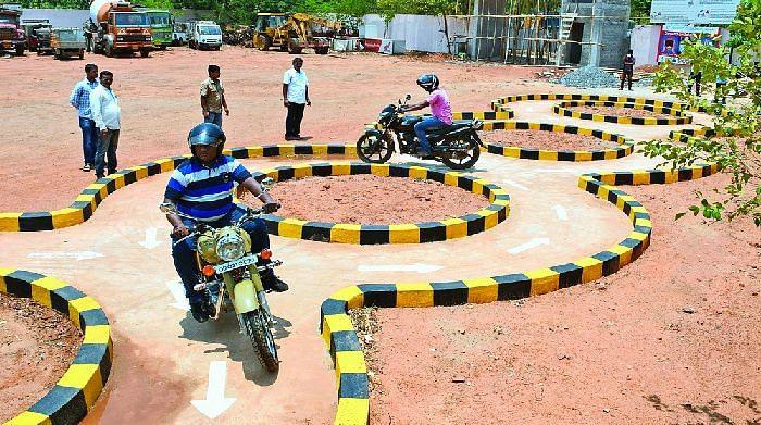 बिहार के 17 जिलों में बनेगा ड्राइविंग टेस्टिंग ट्रैक, जमीन चिन्हित, रुपये आवंटित