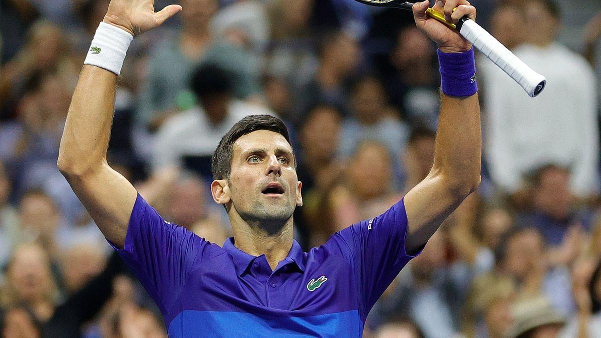 US Open: नोवाक जोकोविच ने ज्वेरेव से लिया ओलंपिक हार का बदला, फेडरर और नडाल से आगे निकलने का मौका