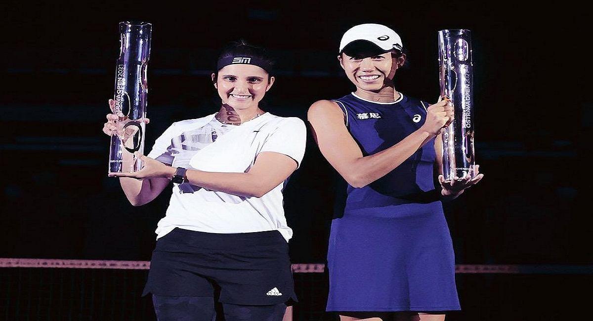 सानिया मिर्जा ने सत्र का पहला खिताब जीता, चीनी खिलाड़ी के साथ मिलकर अमेरिकी-न्यूजीलैंड जोड़ी को हराया