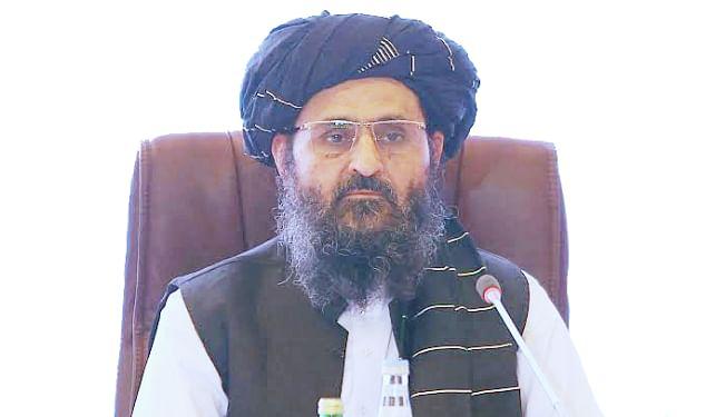 अफगानिस्तान में तालिबानी सरकार का नेतृत्व करेगा मुल्ला अब्दुल गनी बरादर, मुल्ला उमर के बेटे को भी जगह
