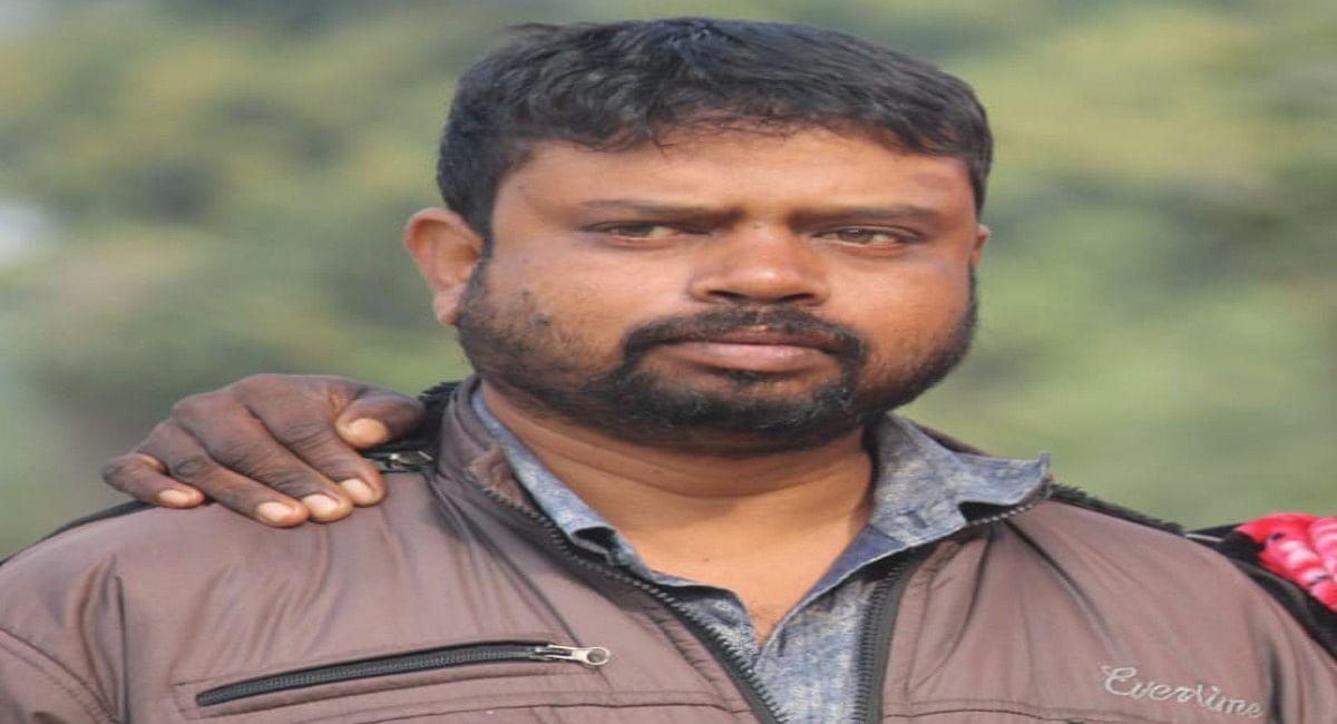 हादसे को आमंत्रण देता सरायकेला-कांड्रा मार्ग, पत्नी के साथ जमशेदपुर जा रहे आजसू नेता की सड़क दुर्घटना में मौत