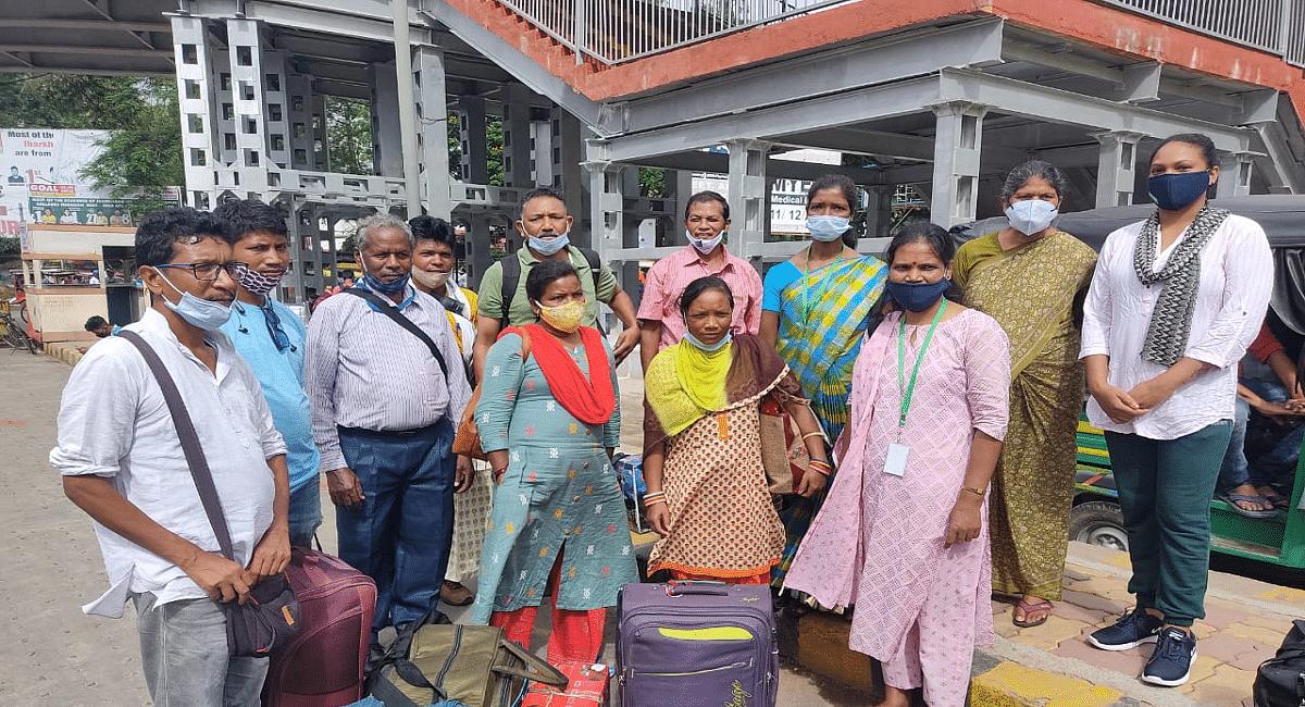 Jharkhand News : 14 साल पहले लापता जयंती पंजाब से कैसे लौटी झारखंड, सीएम के आदेश पर ऐसे एक्टिव हुए अधिकारी