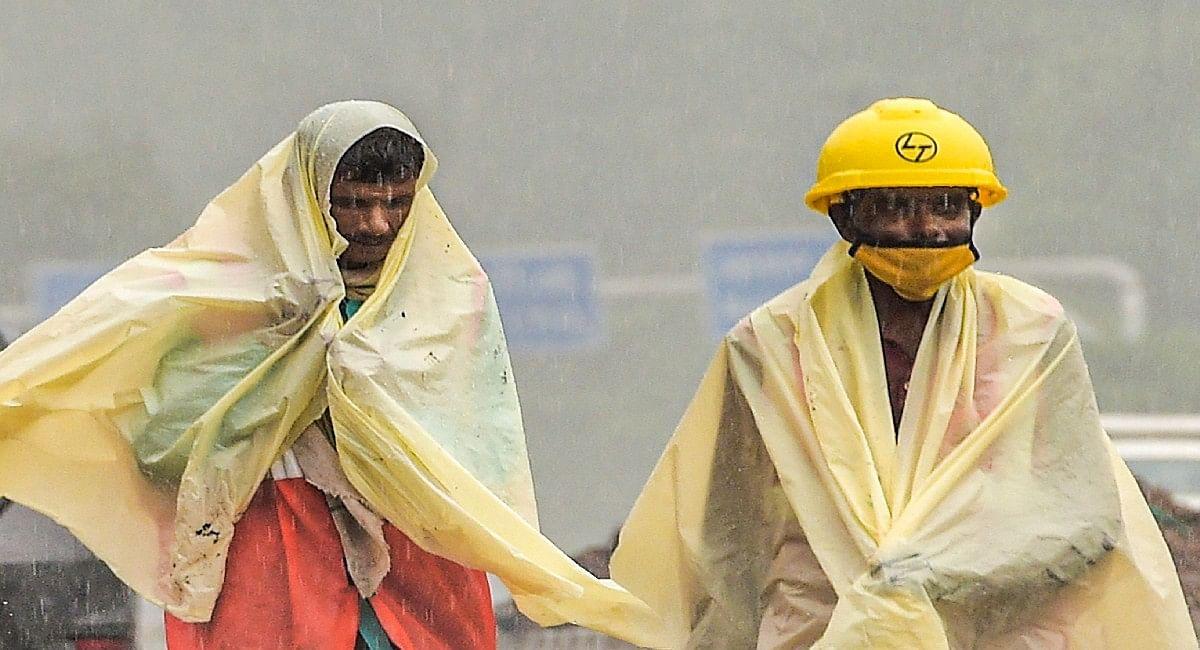 Weather Forecast: दिल्ली में फिर होगी झमाझम बारिश, इन राज्यों में भारी बारिश होने की संभावना