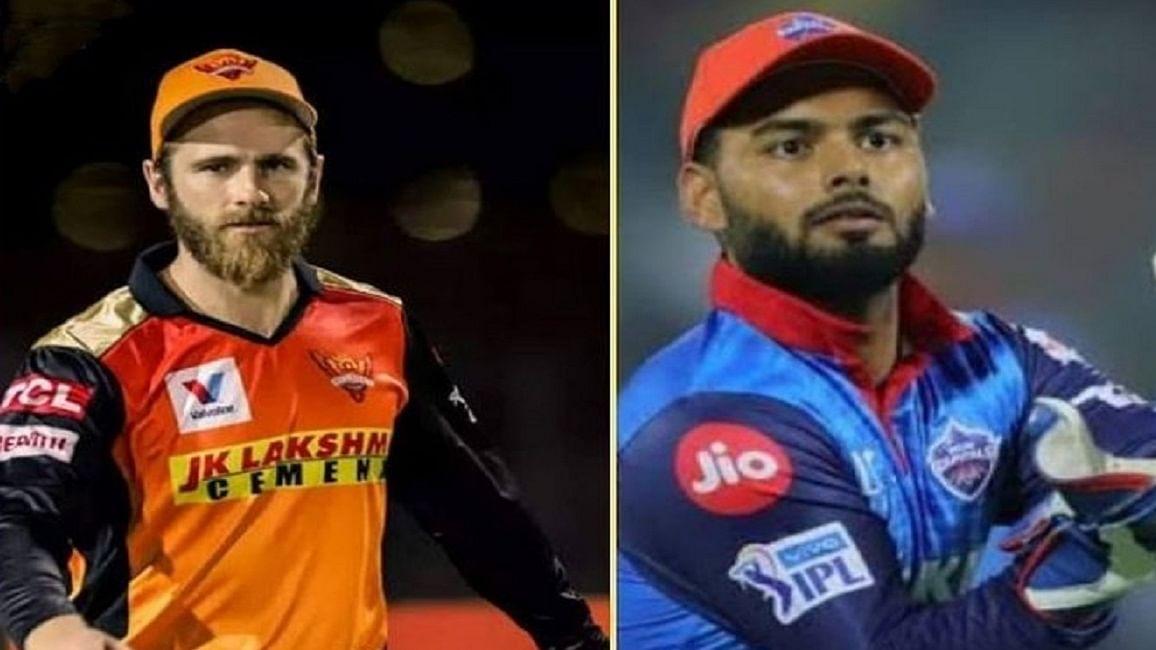 IPL 2021, DC vs SRH LIVE Updates: हैदराबाद को दूसरा झटका, वॉर्नर के बाद साहा भी लौटे पवेलियन, SRH 39/2 (7)