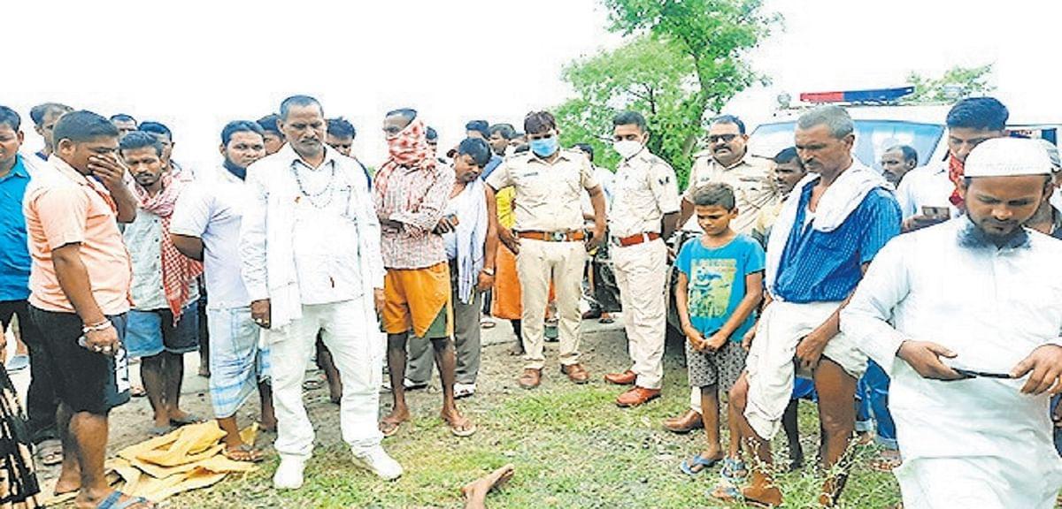 बिहार: 18 वर्षीय मौसेरे भाई के प्रेम में कातिल बनी महिला, मां और दोस्तों के साथ मिलकर पति की करवाई हत्या