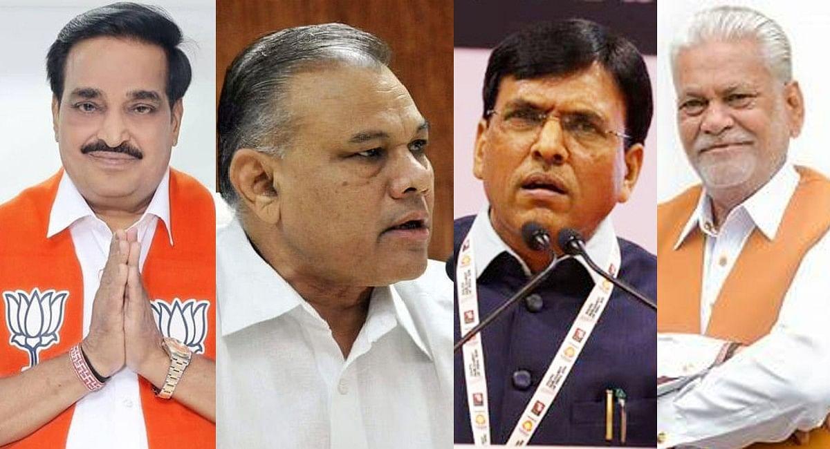 गुजरात सीएम की रेस में सीआर पाटील, मनसुख मंडाविया, पुरुषोत्तम रुपाला, नितिन पटेल व गोरधन जडफिया सबसे आगे