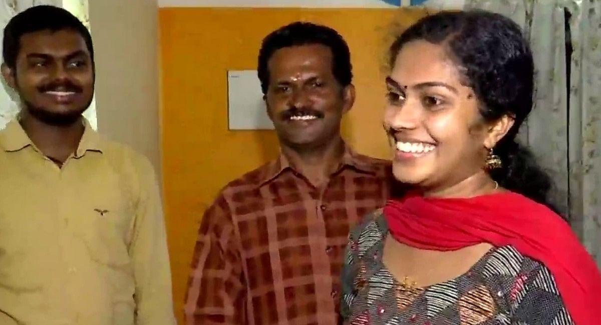 UPSC Results 2020: केरल की अश्वथी एस ने पास की सिविल सेवा परीक्षा, कहा- पूरा हुआ 15 साल का सपना