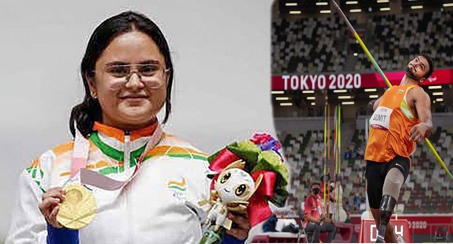 Tokyo Paralympic 2020: दो गोल्ड के साथ 10 मेडल जीतकर भारत ने बनाया नया रिकॉर्ड, पदक तालिका में लंबी छलांग