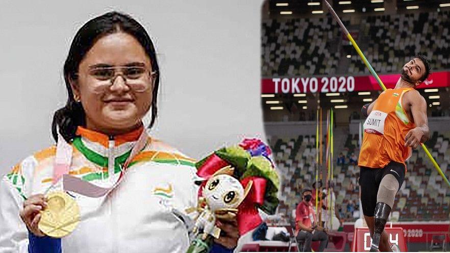 Paralympics: मेडल्स की हुई बरसात तो पदक तालिका में भी भारत ने लगायी लंबी छलांग, पहली बार बनायी टॉप 25 में जगह