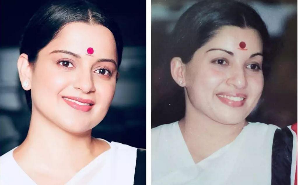 कंगना रनौत नहीं इस एक्ट्रेस को अपनी बायोपिक में देखना चाहती थीं Jayalalithaa, हुआ खुलासा