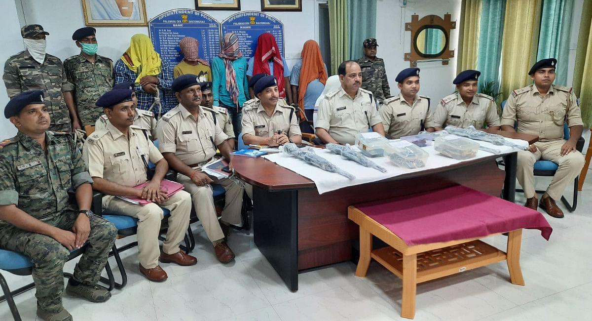 बिहार के व्यवसायी मिथिलेश व ड्राइवर का अपहरण कर हत्या मामले का खुलासा, झारखंड पुलिस का जवान निकला मास्टरमाइंड