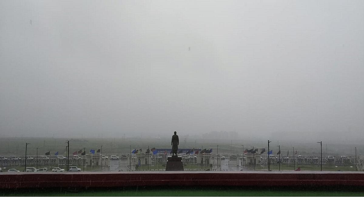 Jharkhand Weather Forecast : झारखंड में कब से दिखेगा तूफान गुलाब का असर, कब तक होती रहेगी भारी बारिश