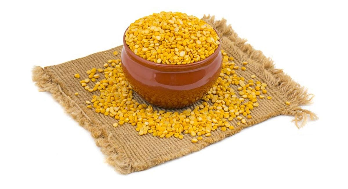 how to identify adulteration in pulses