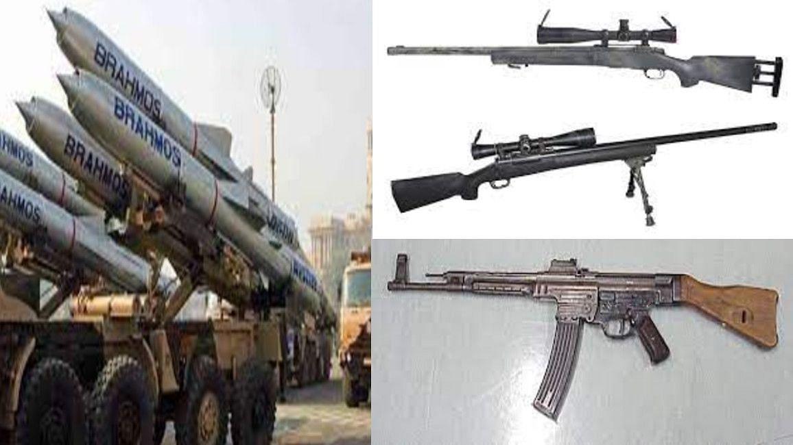 BrahMos मिसाइल के बाद अब UP में बनेंगे सेना के स्माल आर्म्स और असॉल्ट-स्नाइपर राइफल, ये कंपनियां कर रहीं निवेश
