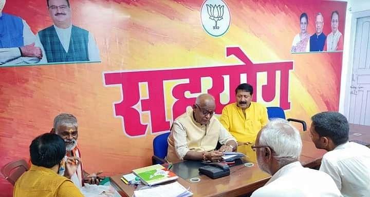 'बिहार में जिन्हें नहीं दिखता है विकास, वो कराएं आंख का इलाज'- नीतीश सरकार के मंत्री का बड़ा बयान