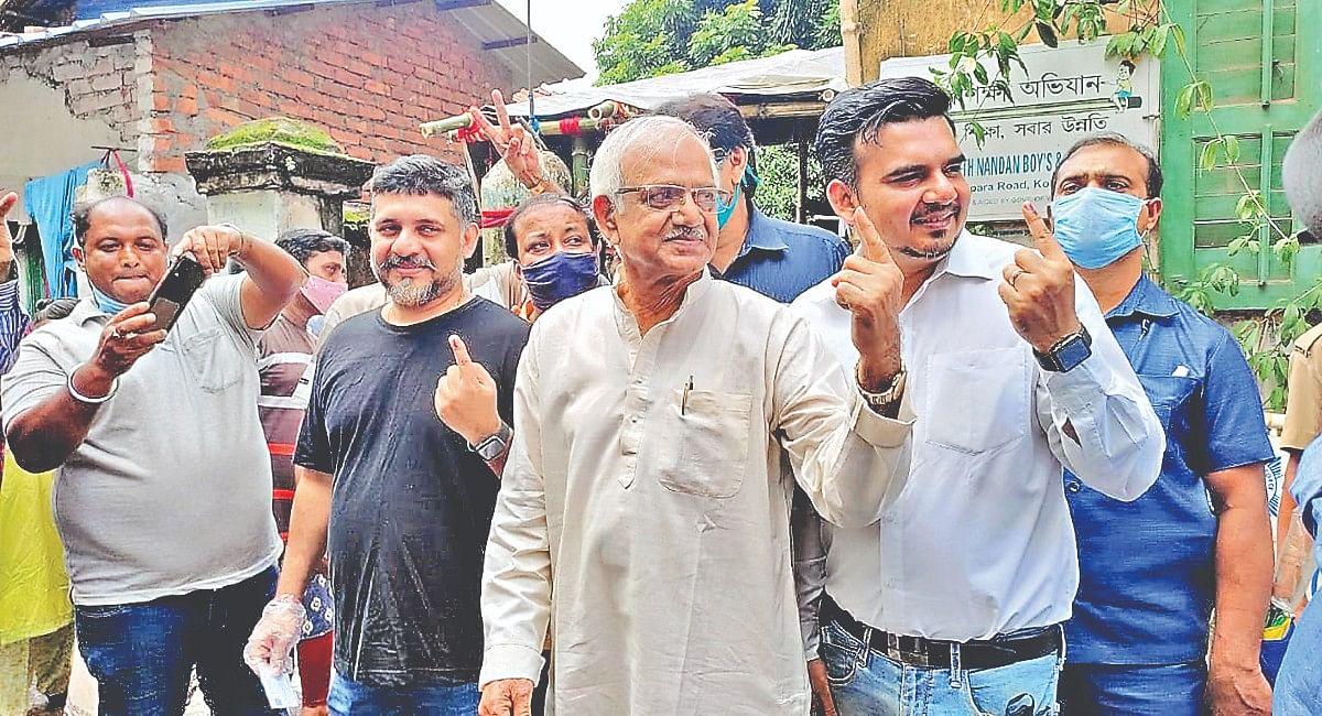 बंगाल की तीन विधानसभा सीटों पर उपचुनाव संपन्न, भवानीपुर में सबसे कम 53.32 फीसदी मतदान