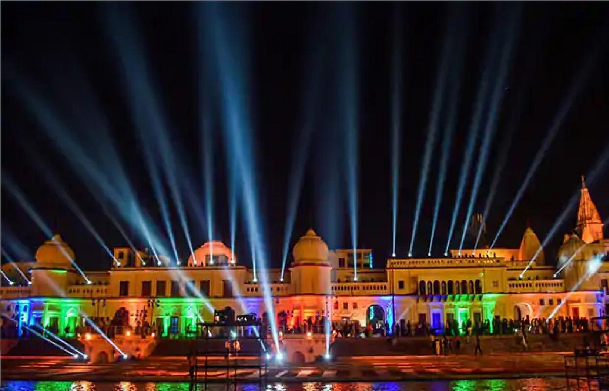 इस बार अयोध्या की दिवाली होगी खास, ड्रोन शो, लेजर शो सहित कई तरह की योजनाएं