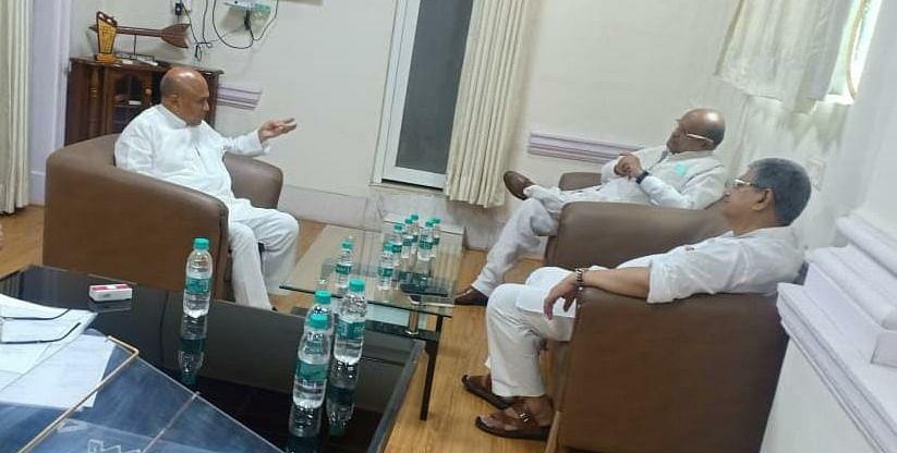 यूपी चुनाव को लेकर ललन सिंह ने की जदयू नेताओं की बैठक, इस नेता को सौंपी गयी भाजपा से बात करने की जिम्मेदारी
