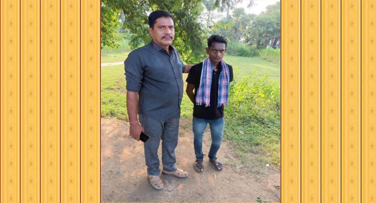 रांची के वीडियो जर्नलिस्ट बैजनाथ पर जानलेवा हमले का मुख्य आरोपी आकाश बिहार से गिरफ्तार, 25 हजार का है इनामी
