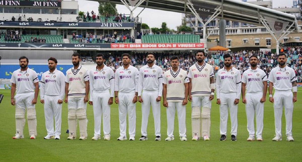 IND vs ENG : इंग्लैंड के खिलाफ चौथे टेस्ट में काली पट्टी बांधकर उतरी टीम इंडिया, जानें क्या है कारण
