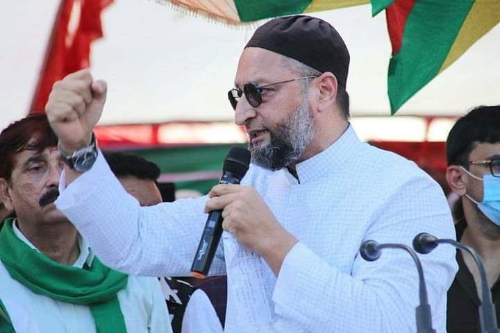 UP Chunav 2022 में बाहुबलियों को भी टिकट देगी AIMIM, असदुद्दीन ओवैसी ने पटना में किया ये ऐलान