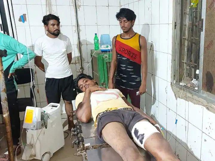 Bihar Crime News:आरा में मूंगफली विक्रेता को छिनतई का विरोध करना पड़ा महंगा, अपराधियों ने मारी गोली