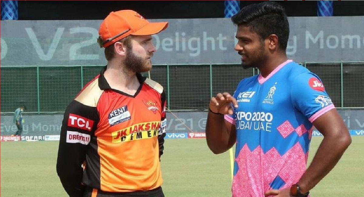 IPL 2021 SRH vs RR Live Updates: हैदराबाद को तीसरा झटका, प्रियम गर्ग शून्य पर आउट, SRH 119/3 (13)