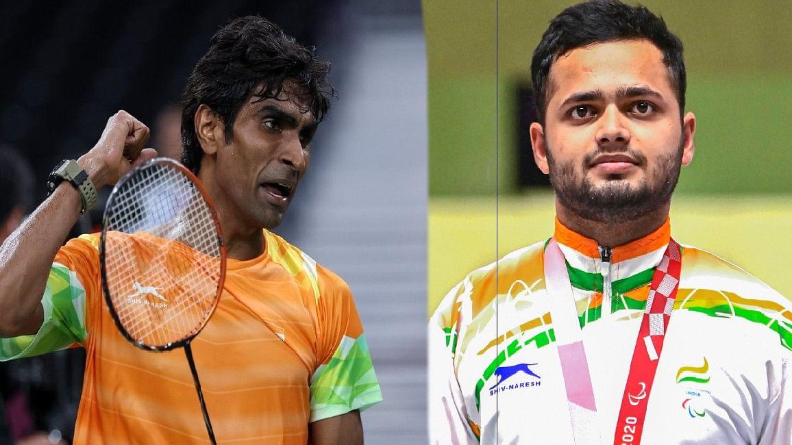 Paralympic गोल्डन शनिवार: प्रमोद और मनीष ने जीता गोल्ड तो सरकार ने ब्रॉन्ज, मेडल तालिका में भारत की लंबी छलांग