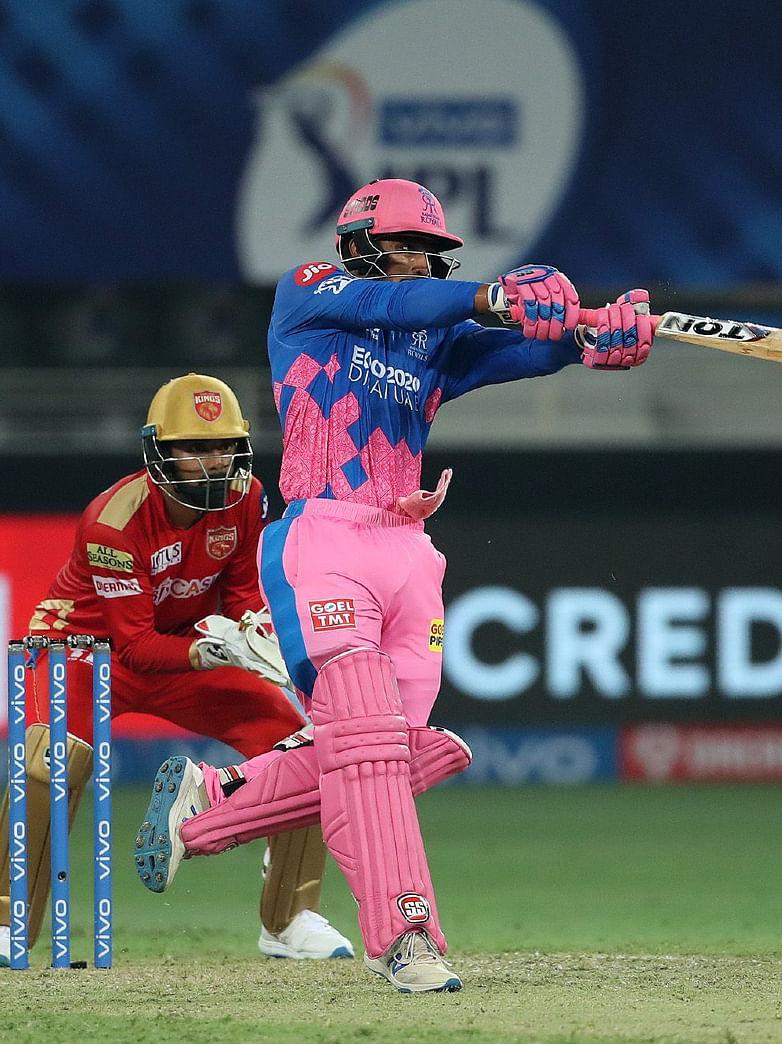राजस्थान रॉयल्स के खिलाड़ी महिपाल लोमरोर.