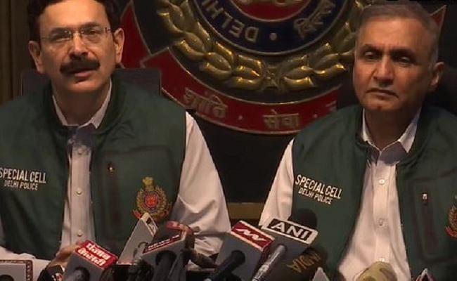 दिल्ली पुलिस की स्पेशल सेल ने किया पाकिस्तान के आतंकी माड्यूल का भंडाफोड़, दो ट्रेंड सहित 6 आतंकवादी गिरफ्तार