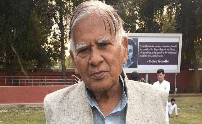 छत्तीसगढ़ के सीएम भूपेश बघेल के पिता गिरफ्तार, ब्राह्मण समाज के खिलाफ की थी आपत्तिजनक टिप्पणी