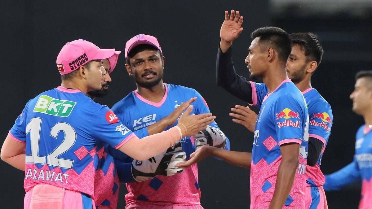 IPL 2021: मैच के बाद कप्तान संजू सैमसन सहित पूरी टीम की कटी जेब!  24 लाख का हुआ नुकसान