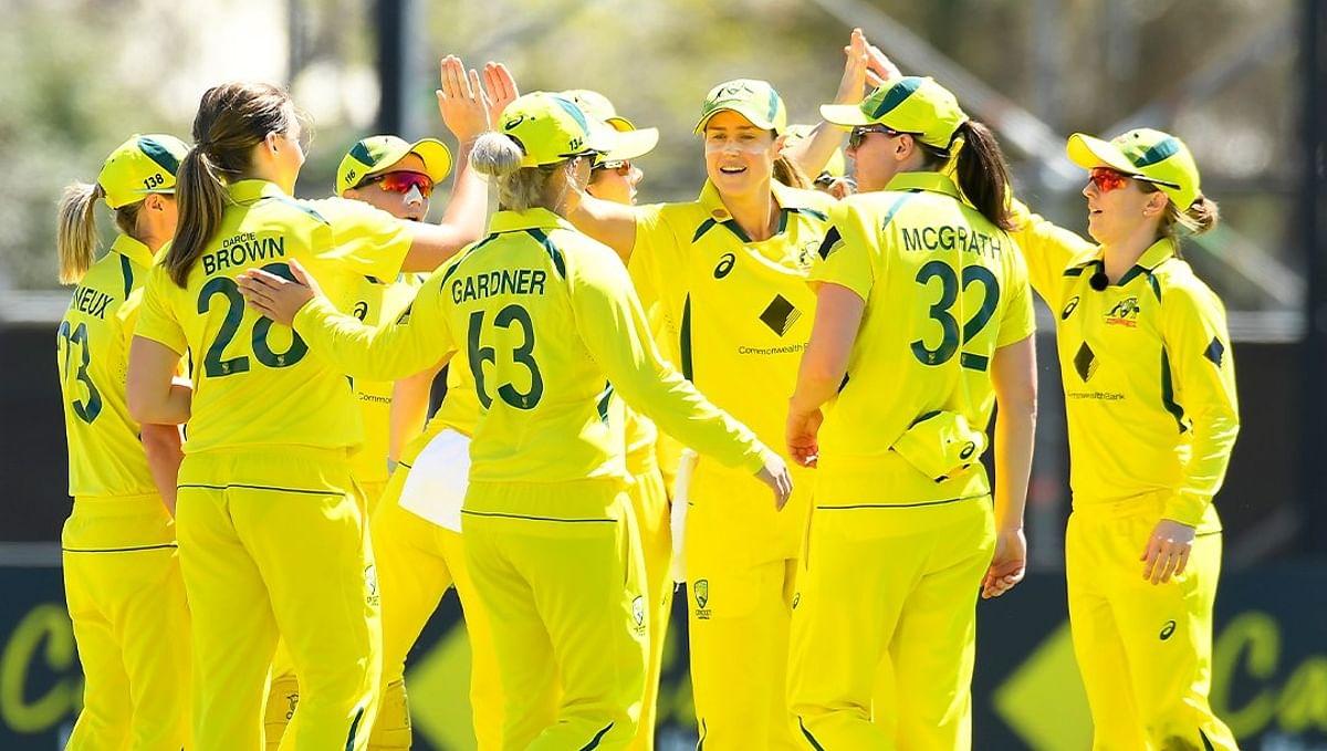 INDWvAUSW: ऑस्ट्रेलिया ने भारत को पांच विकेट से हराया, आखिरी ओवर में झूलन गोस्वामी फेल