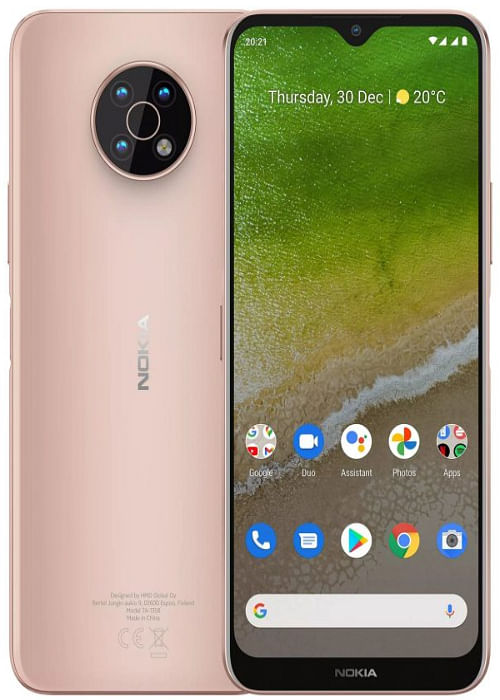Nokia G50 5G स्मार्टफोन की लॉन्चिंग से पहले लीक हुई स्पेसिफिकेशन, ...जानें क्या हो सकती है कीमत?