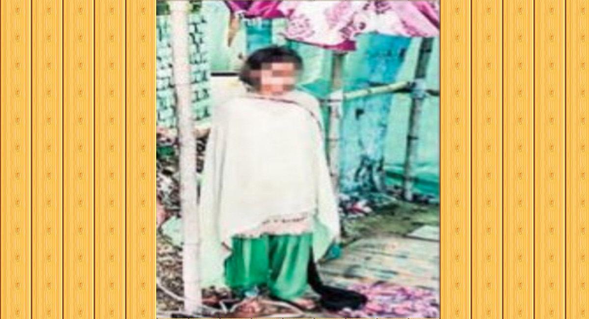 Jharkhand News : जमशेदपुर में एक पिता अंधविश्वास में अपनी बेटी को महीनों जंजीर से बांध कर रखा, हुई मुक्त