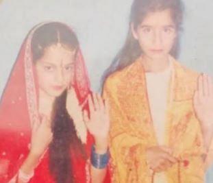 कंगना बनी मां सीता