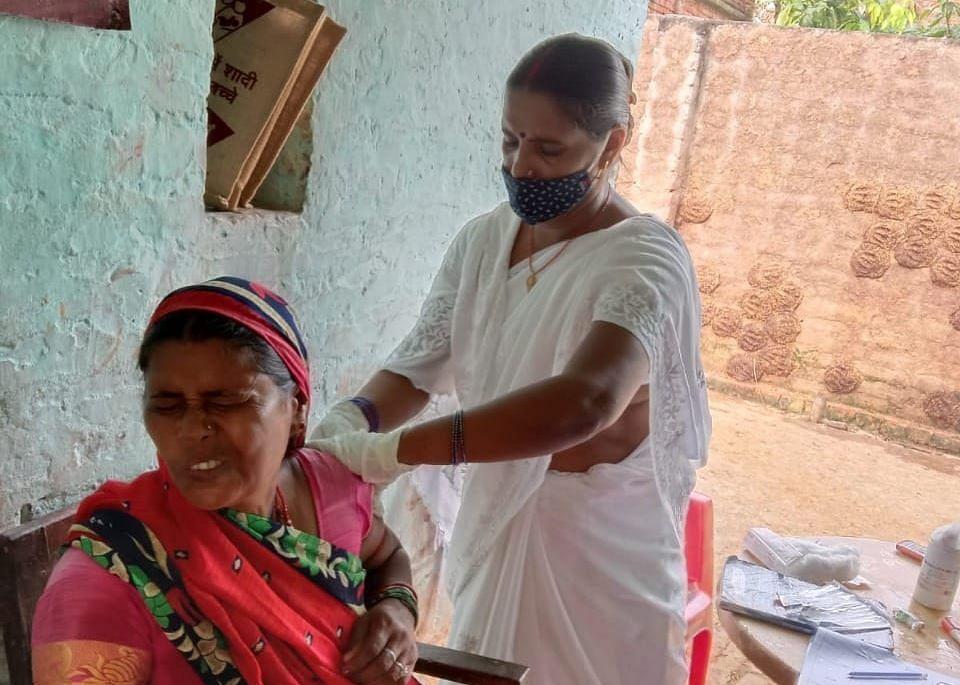 वैक्सीनेशन का वर्ल्ड रिकॉर्ड बनाने में बिहार का बड़ा योगदान, अब तक 20 लाख से अधिक लोगों को लगा कोरोना टीका