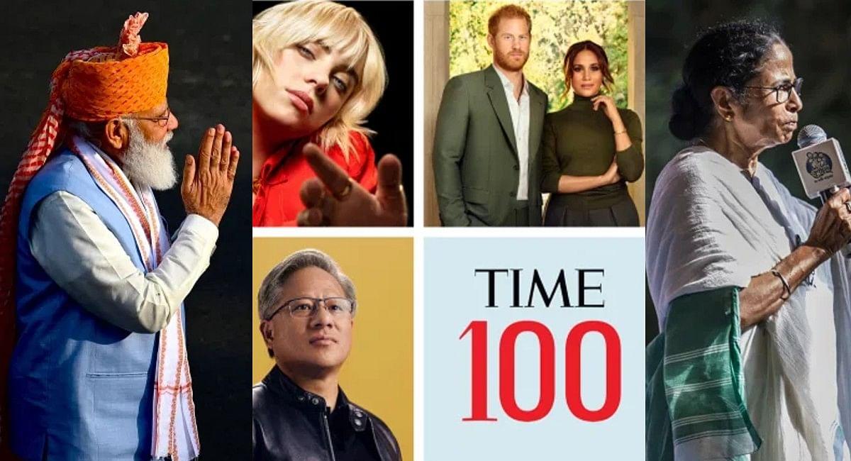 TIME 100 : प्रधानमंत्री नरेंद्र मोदी और ममता बनर्जी के साथ तालिबान नेता मुल्ला बरादर भी