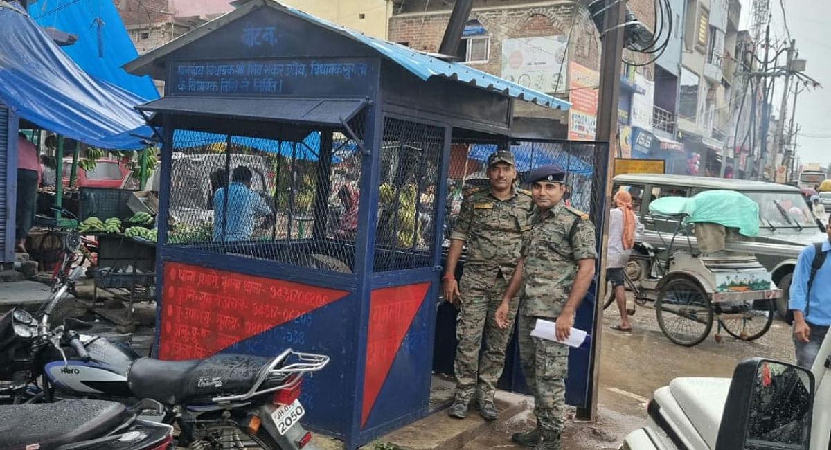 Jharkhand News : गुमला शहर की सुरक्षा के लिए 10 पुलिस बीट शुरू, प्रबुद्ध लोगों का बनेगा व्हाटसअप ग्रुप