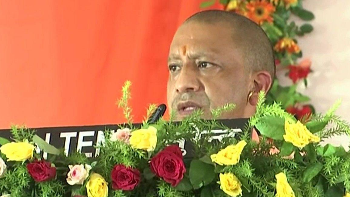UP Election 2022: विपक्ष के लिए विकास का मतलब स्वयं और सैफई खानदान का विकास होता है, सीएम योगी का सपा पर वार