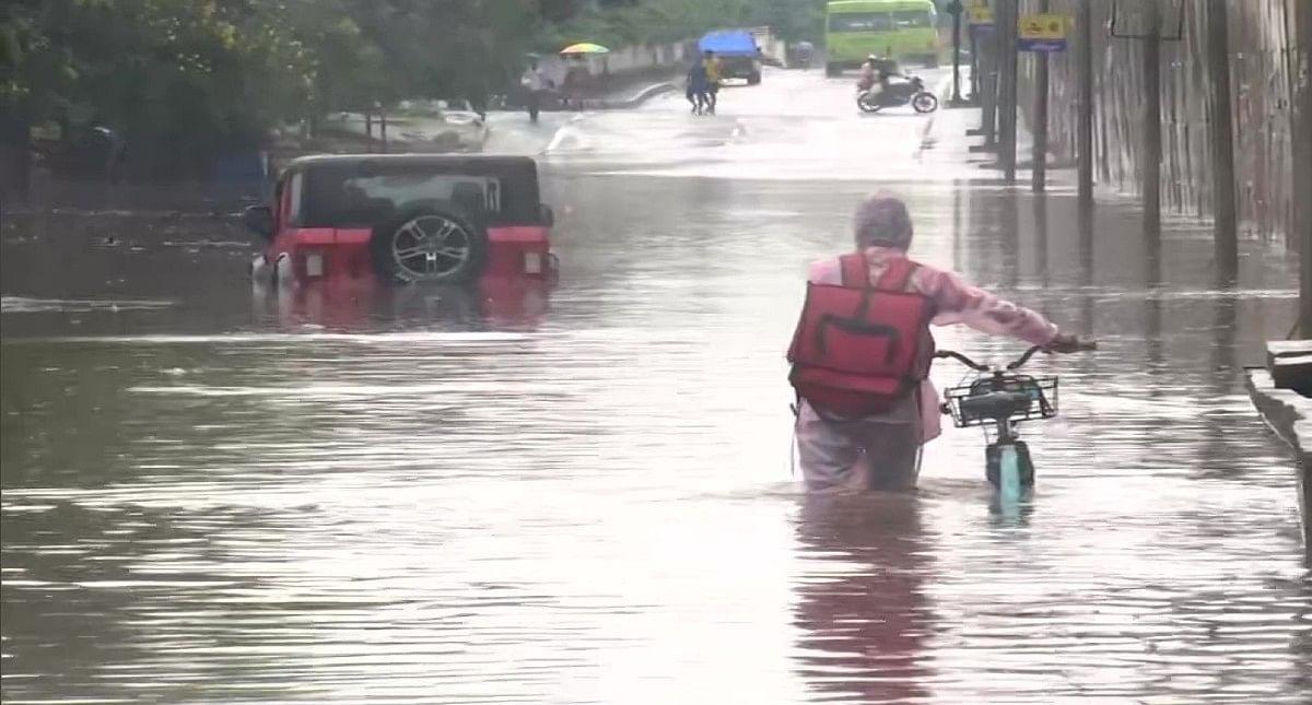 बंगाल की खाड़ी में बना निम्न दबाव का क्षेत्र, ओडिशा, छत्तीसगढ़, झारखंड सहित इन राज्यों में होगी भारी बारिश