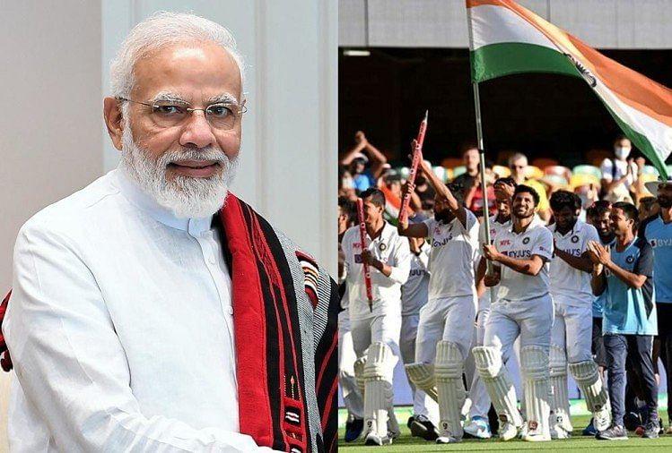 IND vs ENG: लंदन में बजा भारत का डंका, पीएम मोदी ने अपने अंदाज में दी टीम इंडिया को जीत की बधाई