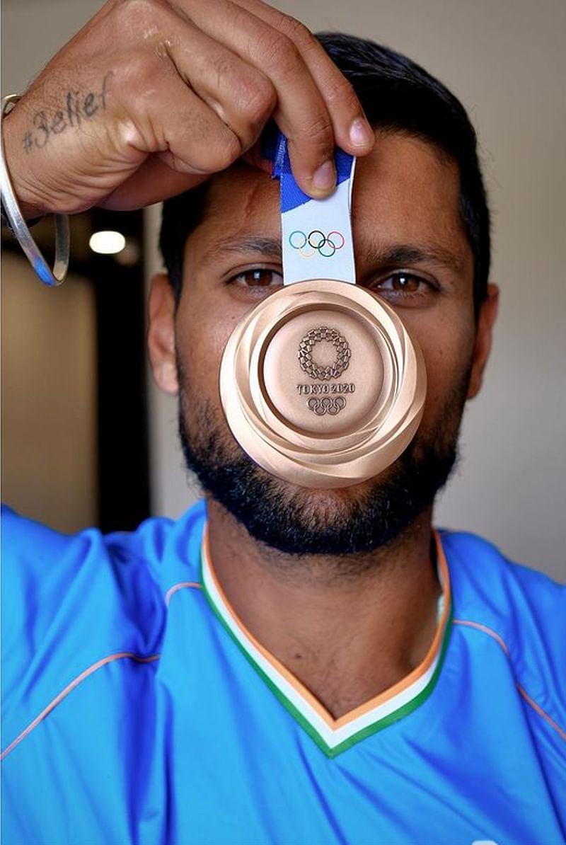 टोक्यो ओलिंपिक में 3 शानदार गोल करने वाले स्टार ड्रैग फ्लिकर रूपिंदर पाल सिंह ने लिया संन्यास