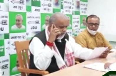 Bihar: नीतीश सरकार के मंत्री का बेगूसराय के DIG साहेब ने नहीं उठाया फोन, जानें पूरा मामला