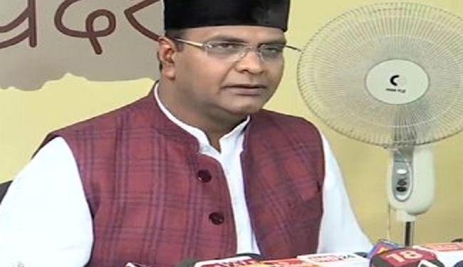 कांग्रेस ने ना तो किसानों का कर्ज माफ किया और ना ही कोई योजना बनाई: मध्य प्रदेश के मंत्री विश्वास सारंग